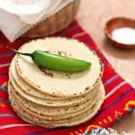 Corn tortillas recipe - 2