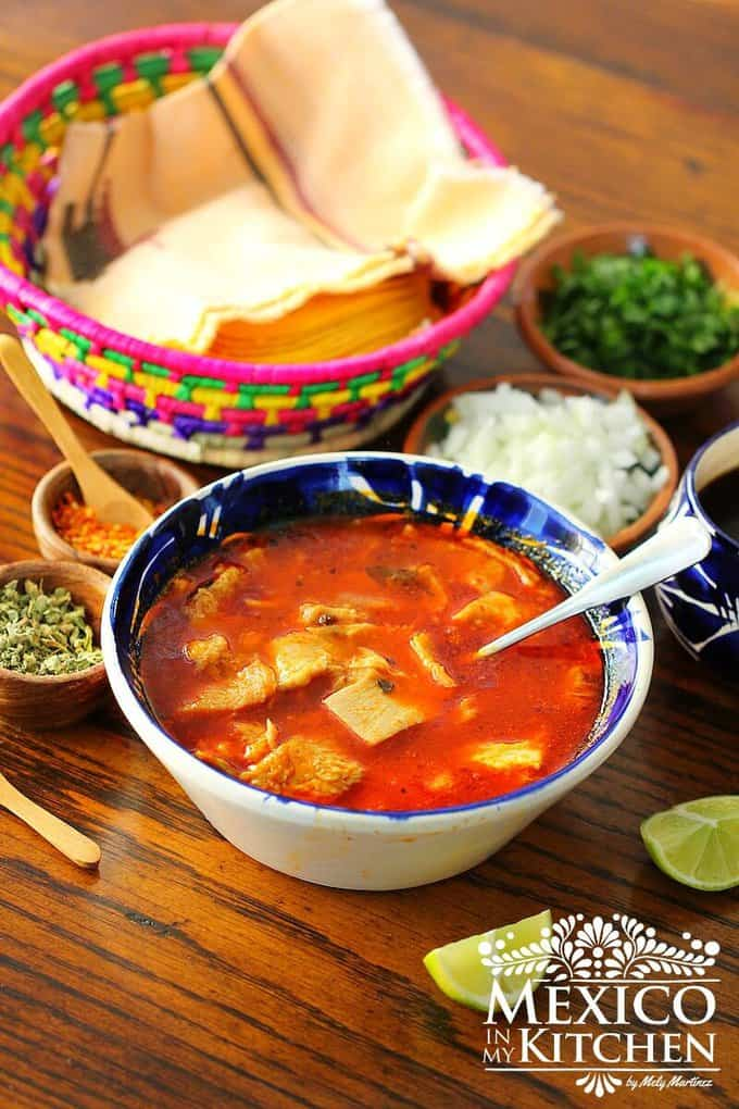 Menudo Mexican Recipe - 1