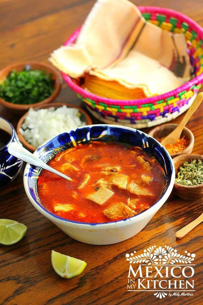 Menudo Mexican Recipe - 3