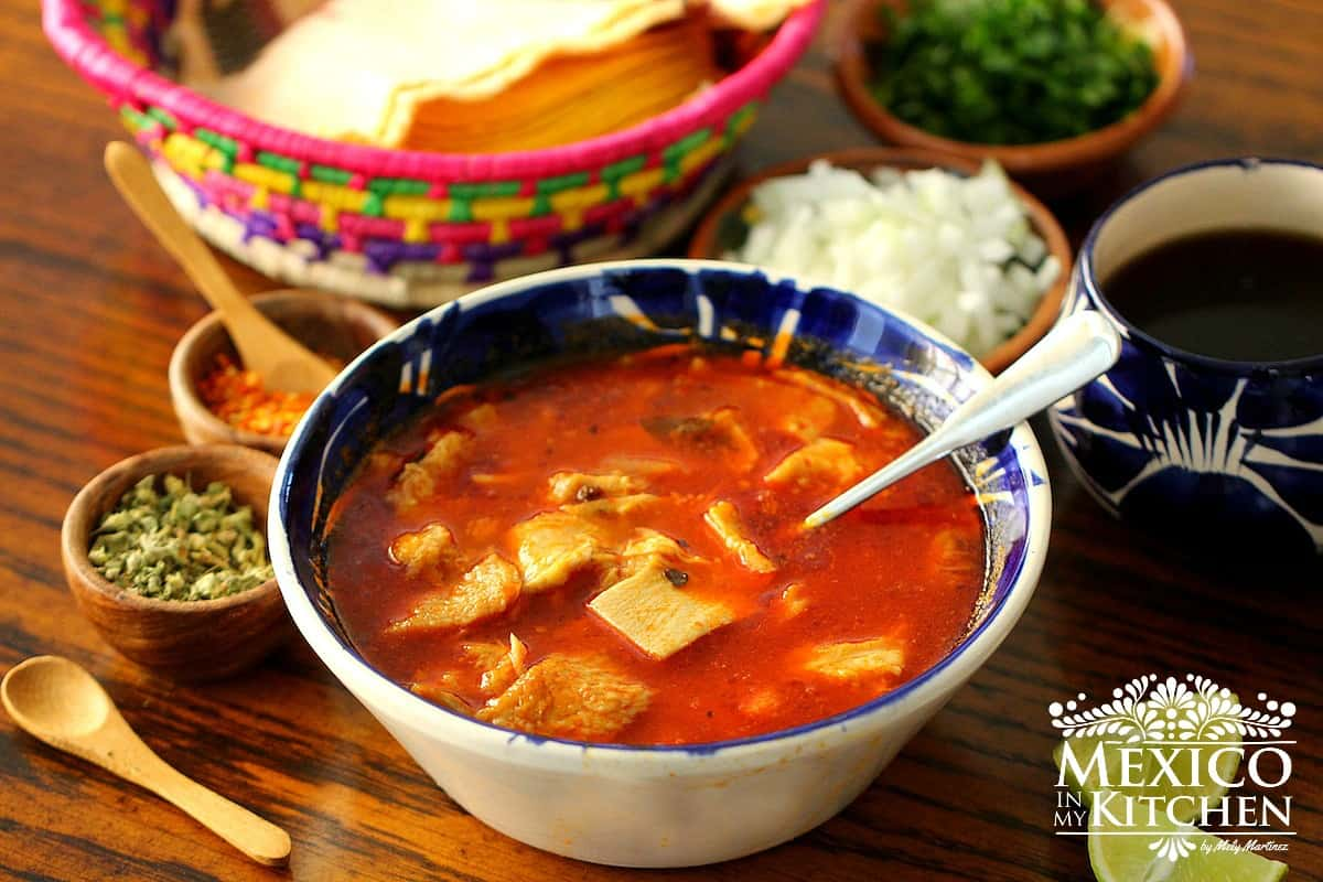 how to make menudo recipe