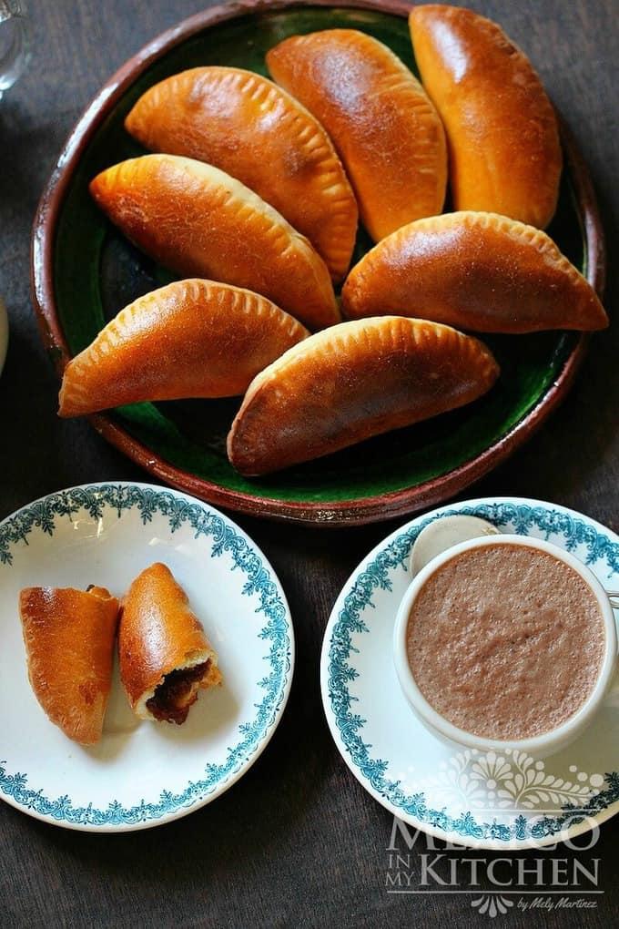 pumpkin empanadas turnovers recipe