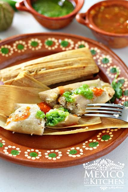 Mexican Christmas dishes meals favorite food