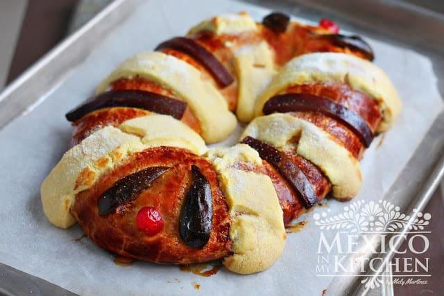 Receta Rosca de Reyes