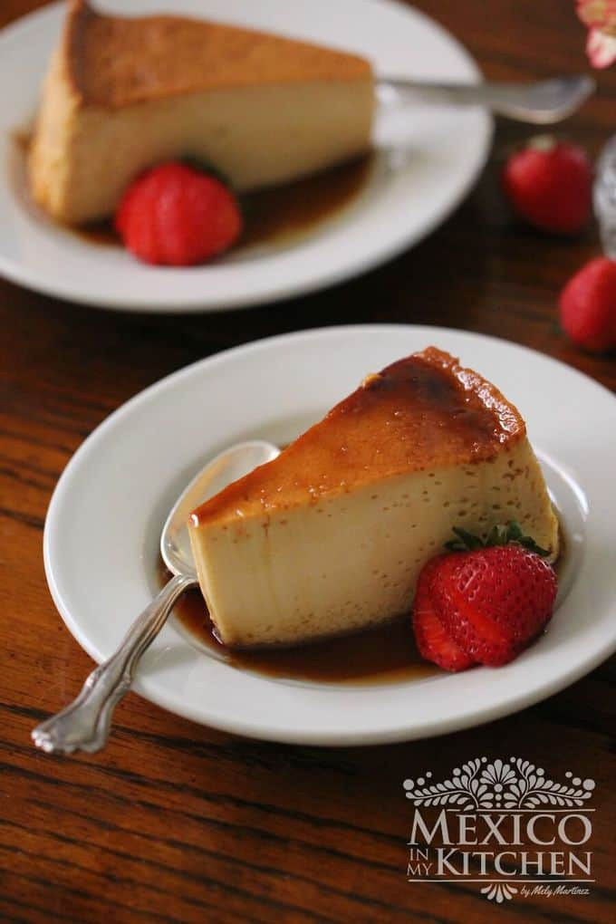 The Secrets to Perfect Flan; Perfect Flan Recipe ...