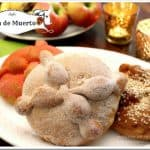 Pan de muerto - Bread of the dead