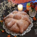 pan de muerto recipe - day of the dead bread recipe