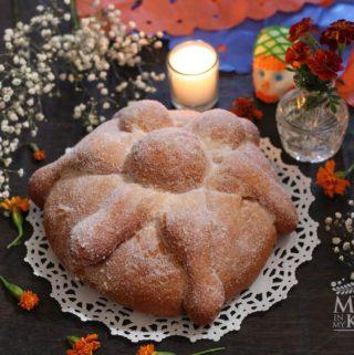 pan de muerto recipe - day of the dead bread recipe