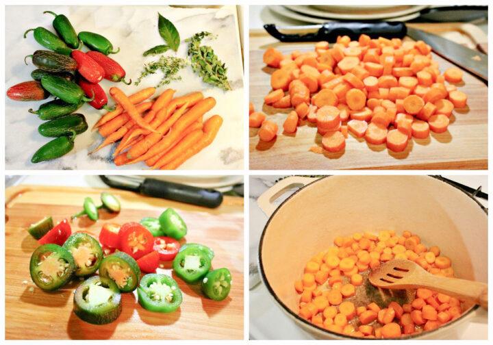 Pickled Jalapeño process