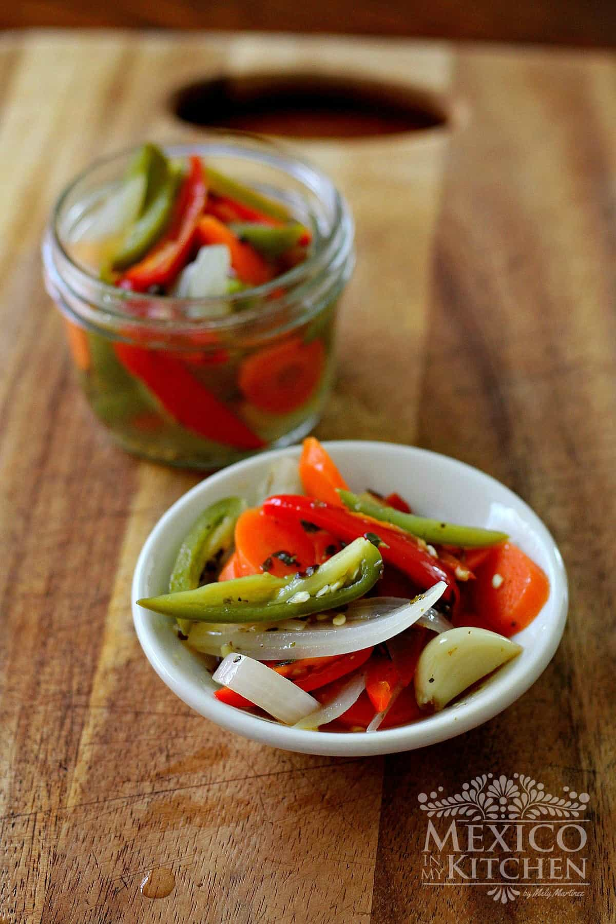 Quick Pickled Jalapeños