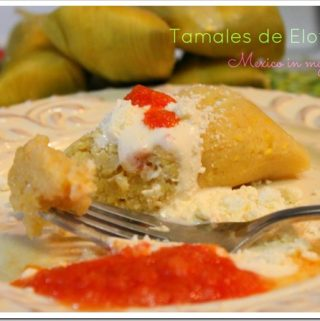 Easy Sweet Corn Tamales Recipe