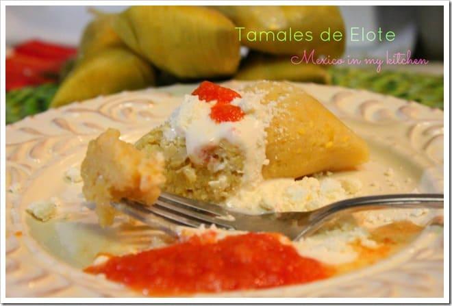 Easy Sweet Corn Tamales Recipe | Tamales de Elote | Mexican Recipes