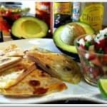 Quesadillas or Sincronizadas Recipe