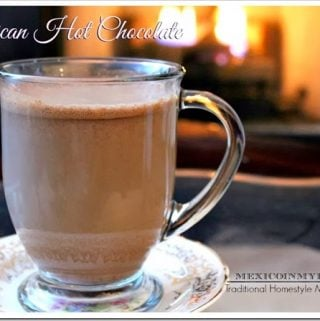 Mexican Hot Chocolate And Homemade Mexican Chocolate Mix