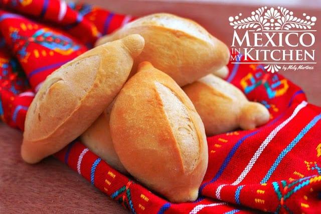 Bolillo messicano padella ricetta francese | Involtini croccanti
