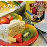 Pastel de Tres Leches – Tres Leches Cake,  Hispanic Heritage Month