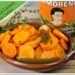 Spicy Pickled Carrots – with La Morena