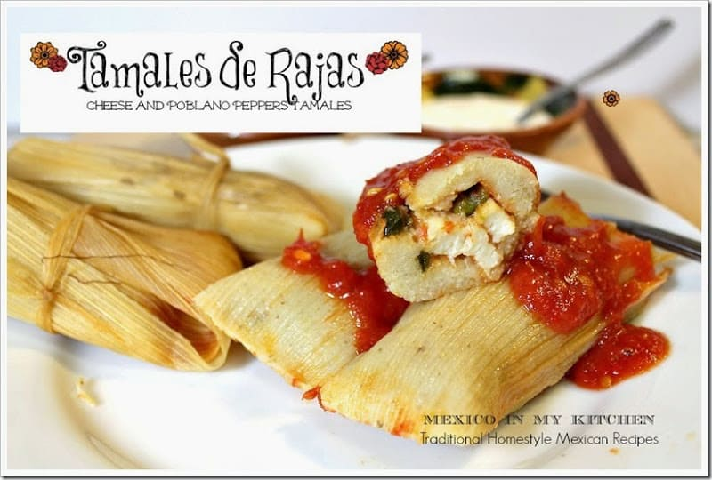 Guatemala Food Tamales Recipe