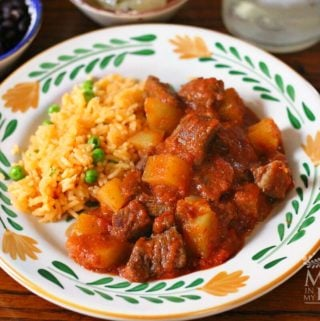 carne con papas recipe - 3