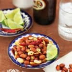 Spicy peanuts recipe