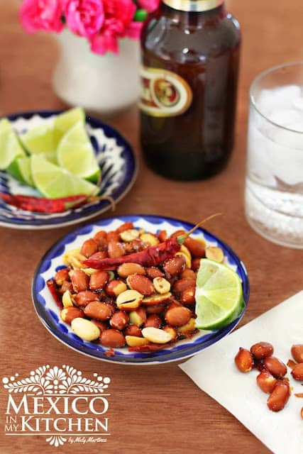 Spicy Peanuts Snack | This recipe is done in minutes!