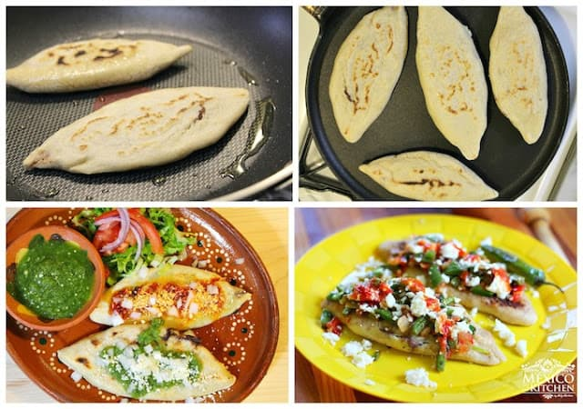 How To Make Tlacoyos A Tasty Street Food Mexican Food