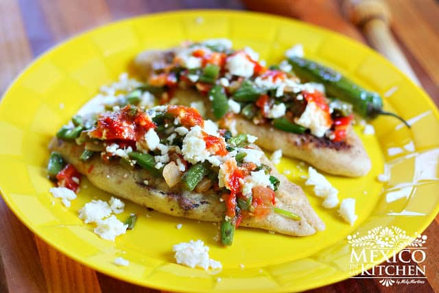 How to Make Tlacoyos | Authentic Mexican Food Recipes