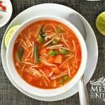 sopa de fideo recipe traditional