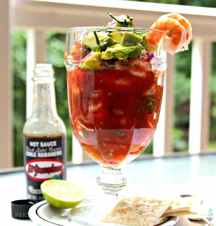 shrimp cocktail cinco de mayo recipe