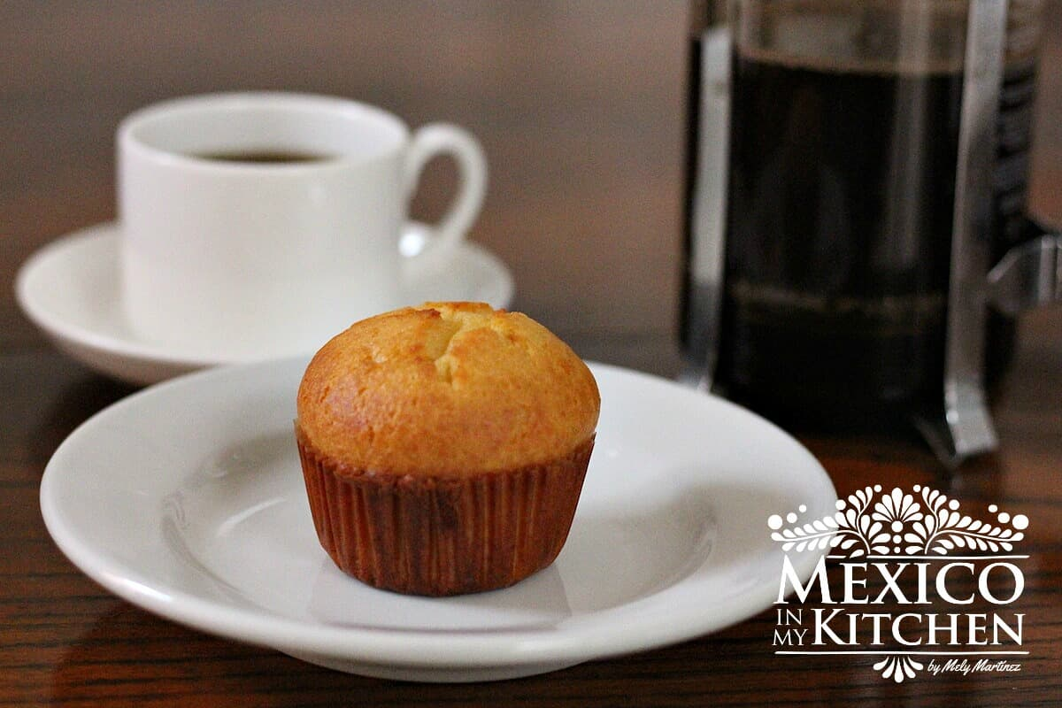 mantecadas mexican muffins recipe - 2
