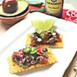 Steak Tartare mexican recipe