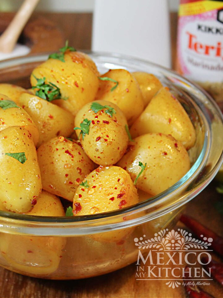 Mexican Spicy Potatoes