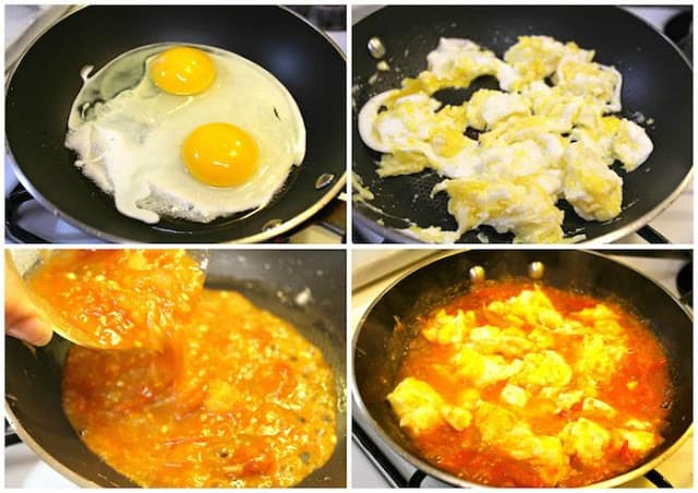 Scrambled eggs with salsa, Easier Than You Think