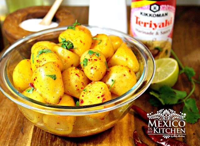 How to make spicy potatoes | Mexican Recipes