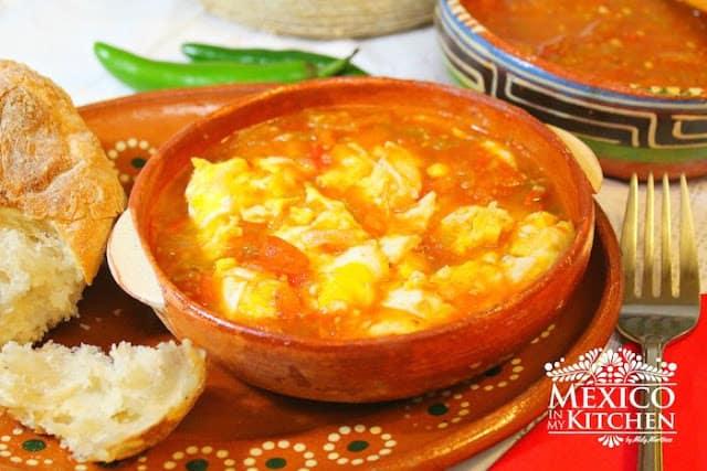Scrambled Eggs with Salsa – Huevito en Salsa