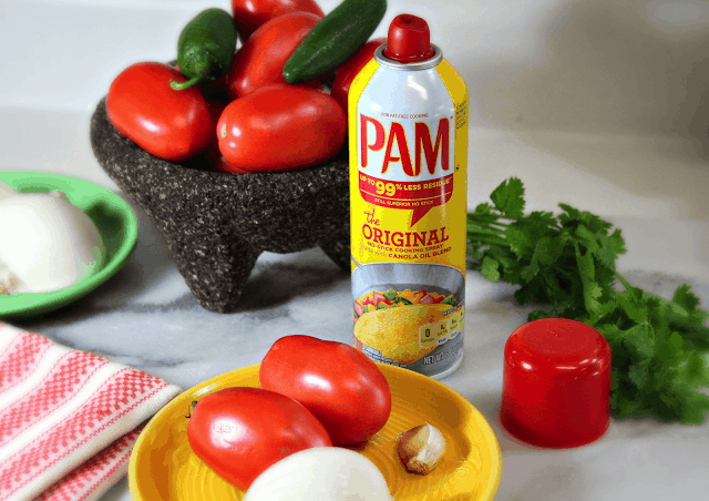 PAM Cooking Spray | Easy Chicken in Mole Sauce | Mexican Recipes