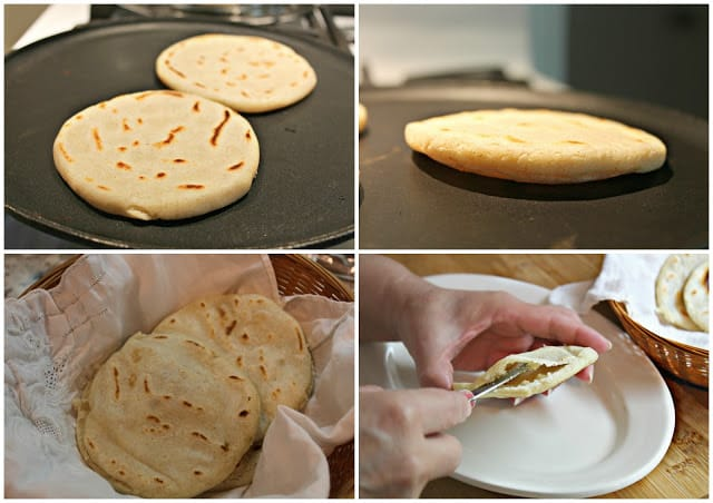 how to make gorditas recipe | Mexico in my kitchen