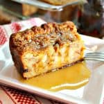 Mexican Bread Pudding – Budín de Pan