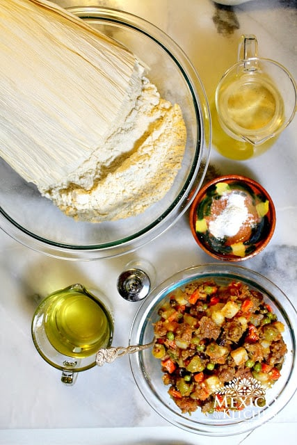 Healthy Tamales Recipe | Ingredients
