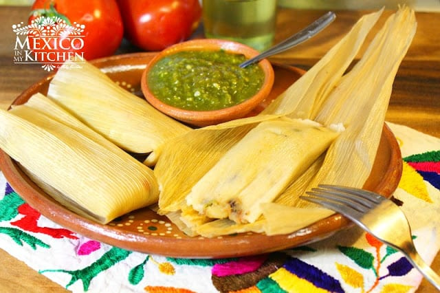 Healthy Tamales Recipe | Authentic Mexican Food Recipes