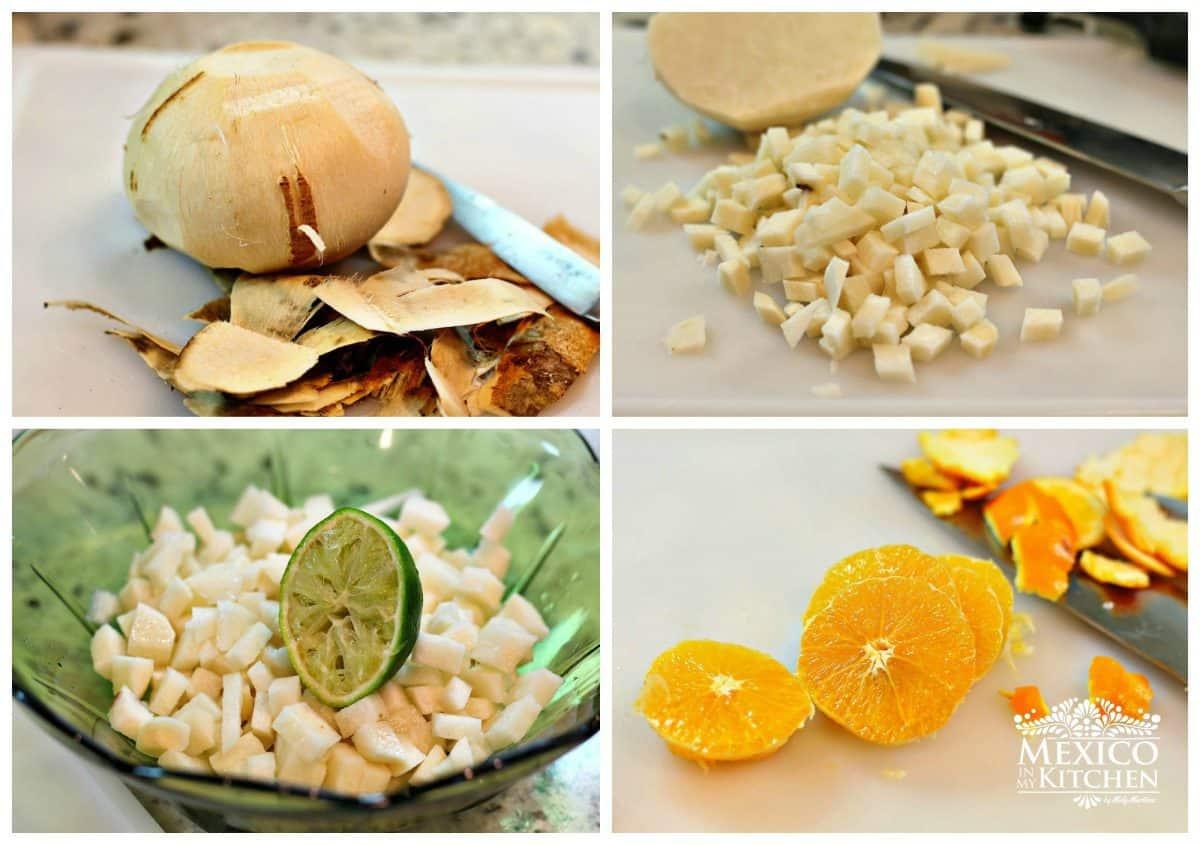 Citrus Salad yucatan xec