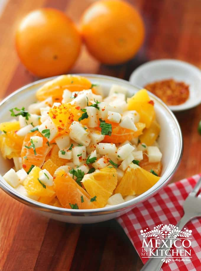 citrus mayan salad