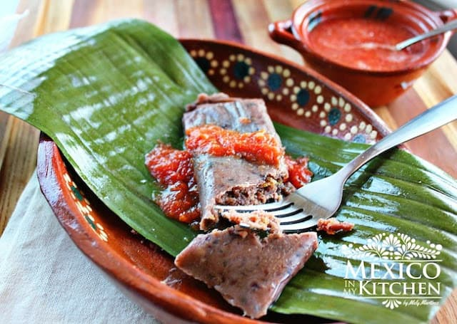 Black Bean Tamales Recipe | Visit our site to check out the full recipe