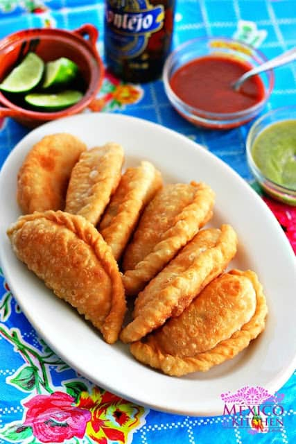 Crab empanadas recipe | Mexican Recipes