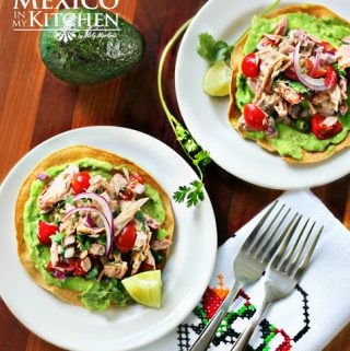 Canned tuna ceviche recipe lent season
