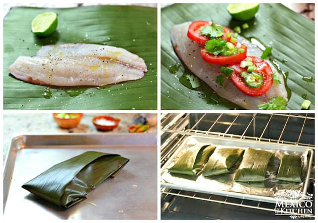 easy fish fillet dinner | step by step instructions with photos of the process