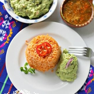 Easy Red Rice Recipe