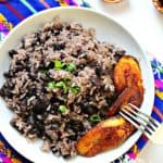 Moros y Cristianos – Black Beans and Rice