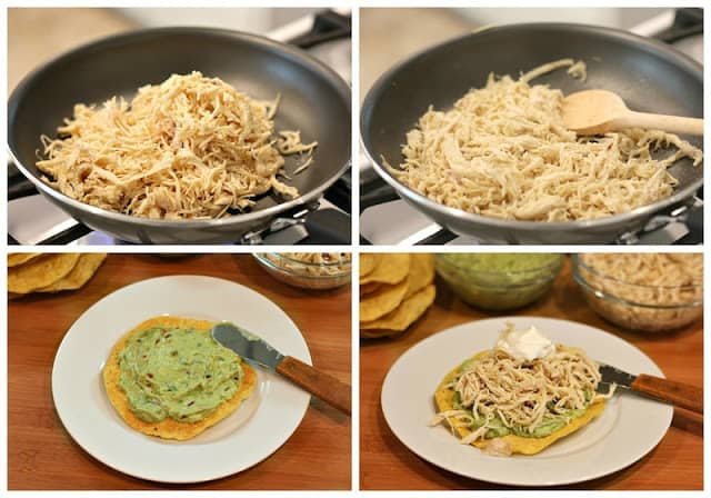 Tostadas de la siberia recipe receta