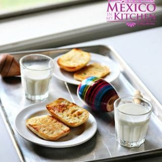 Sweet Molletes – Molletes Dulces