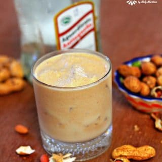 Peanut Torito Cocktail, recipe from Veracruz